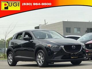 2017 Mazda Mazda CX-3 Sport SUV