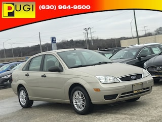 2007 Ford Focus Sedan