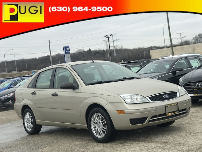 Cheap 2007 Ford Focus Sedan in Downers Grove, IL
