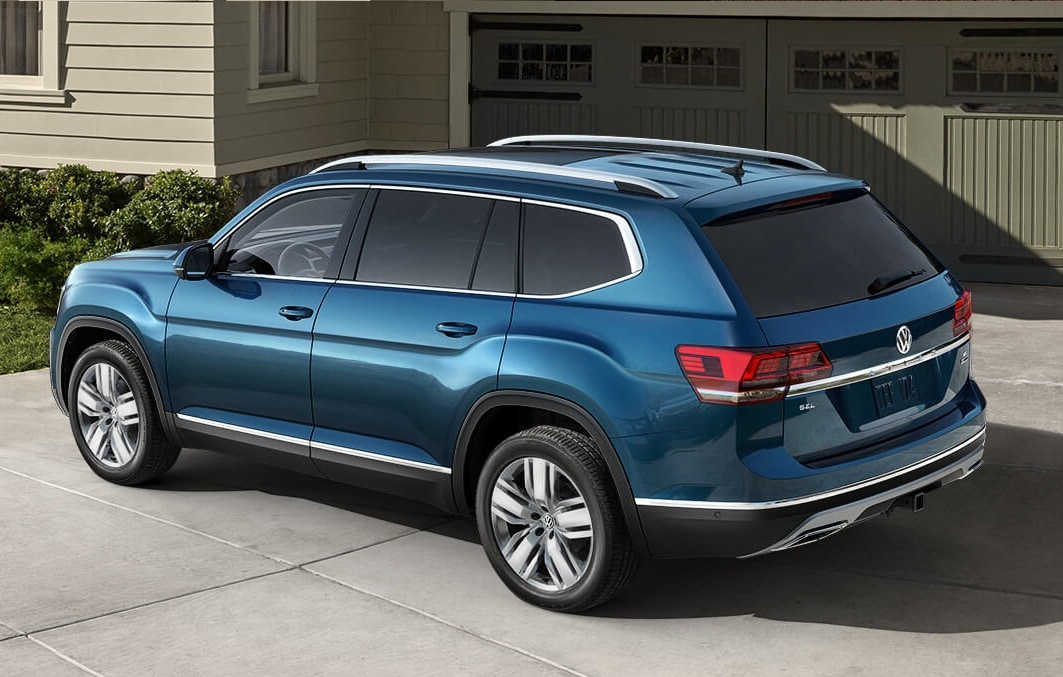 2019 VW Atlas Top 5 Reasons to Buy Volkswagen in Downers Grove, IL