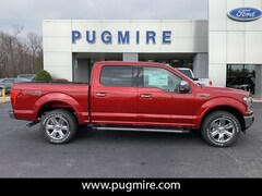 2019 Ford F-150 Lariat 4WD Supercrew 5.5
