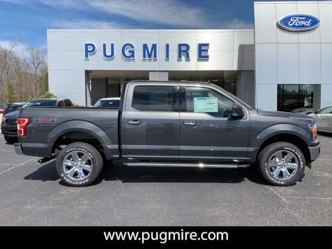 New 2019 Ford F-150 XLT 4WD Supercrew 5.5 Box in Carrollton, GA
