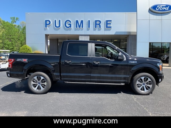 New 2019 Ford F-150 STX in Carrollton, GA
