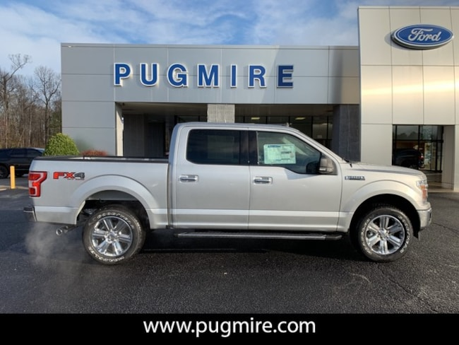 New 2019 Ford F-150 XLT 4WD Supercrew 5.5 BO in Carrollton, GA
