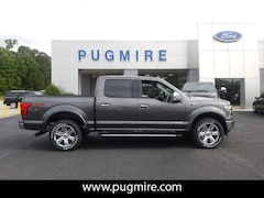 2018 Ford F-150 Lariat 4WD Supercrew Diesel