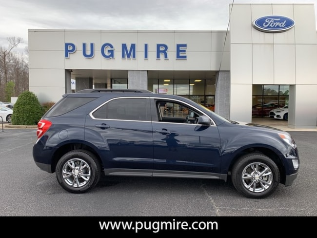 Used 2016 Chevrolet Equinox LT SUV in Carrollton, GA