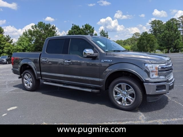 2020 Ford F-150 Lariat 4WD Supercrew 5.5 Pickup Truck