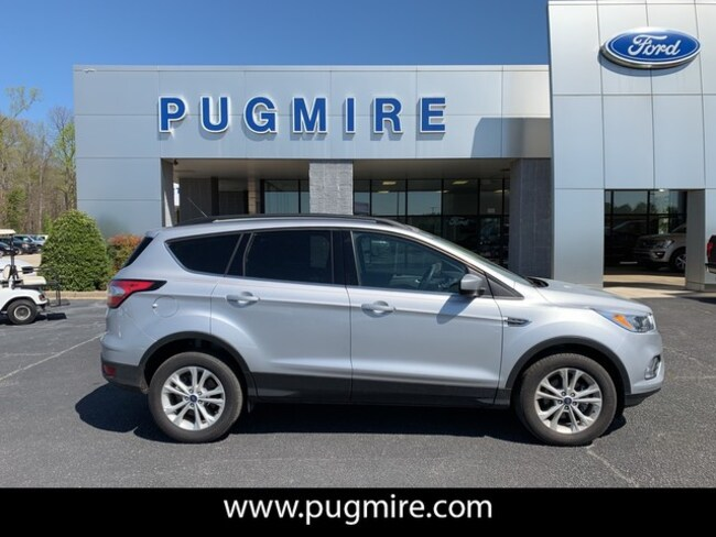 Used 2018 Ford Escape SE SUV in Carrollton, GA