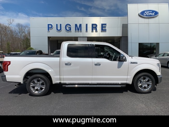 Used 2015 Ford F-150 Lariat in Carrollton, GA
