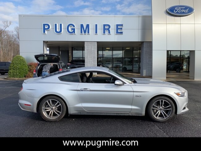 Used 2017 Ford Mustang GT Premium Coupe in Carrollton, GA