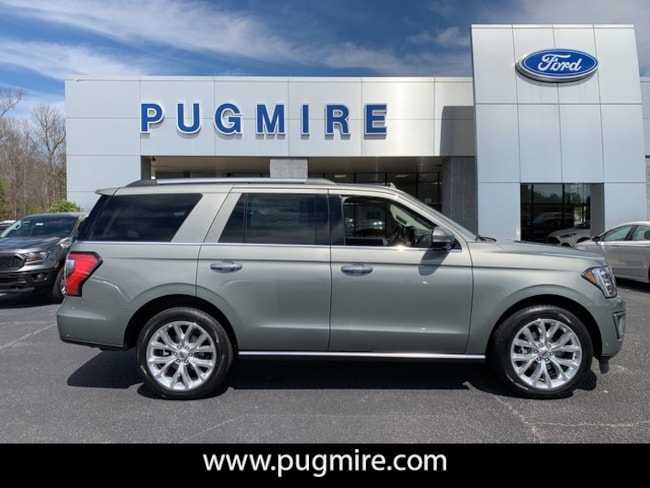 New 2019 Ford Expedition Limited 4X2 in Carrollton, GA