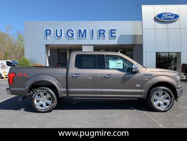 New 2019 Ford F-150 King Ranch 4WD Supercrew in Carrollton, GA
