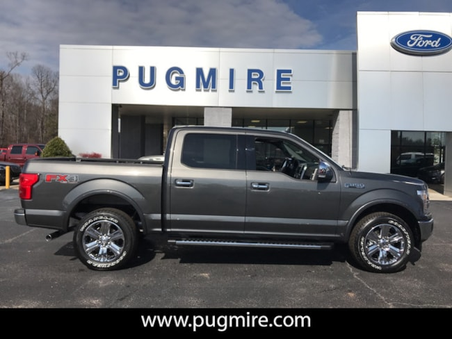 New 2018 Ford F-150 Lariat 4WD Supercrew 5.5 Box in Carrollton, GA