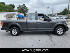 2016 Ford F-150 2WD SC XLT