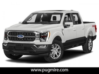 2021 Ford F-150 King Ranch 2WD Supercrew