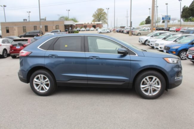2019 Ford Edge FWD SEL SUV