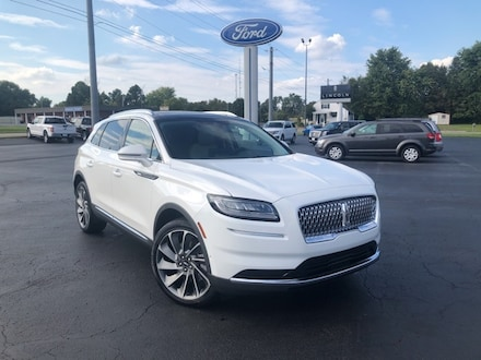 2021 Lincoln Nautilus Reserve Crossover