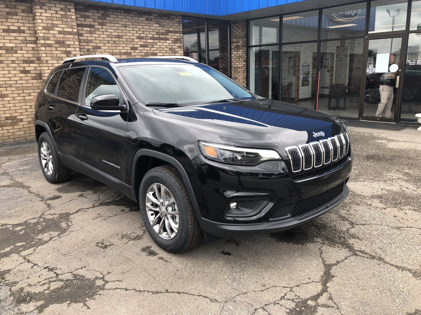 2019 Jeep Cherokee Latitude Plus SUV