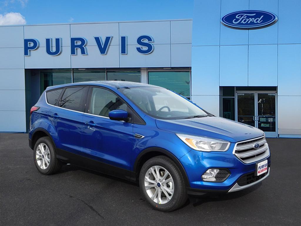 New 2019 Ford Escape SE SUV for sale in Fredericksburg, VA