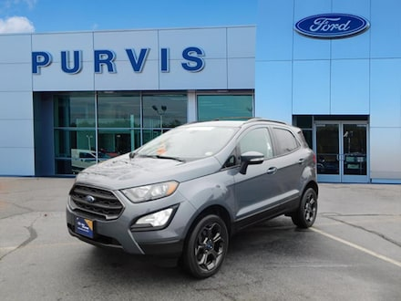 Used 2018 Ford EcoSport SES SUV For Sale in Fredericksburg VA