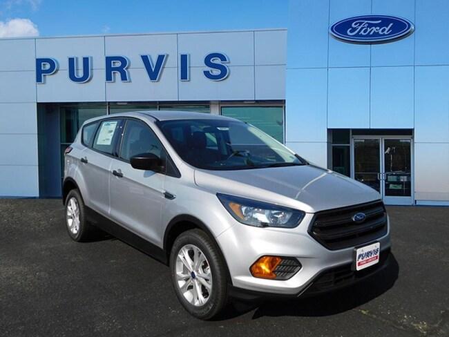 New 2019 Ford Escape S SUV For Sale in Fredericksburg VA