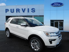 New 2019 Ford Explorer Limited SUV For Sale in Fredericksburg, VA