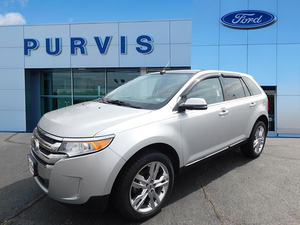 Used 2014 Ford Edge Limited SUV For Sale in Fredericksburg VA
