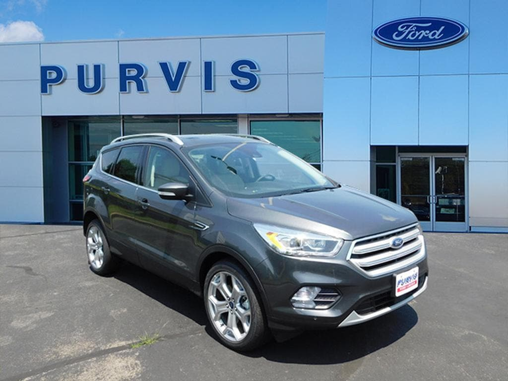 New 2019 Ford Escape Titanium SUV for sale in Fredericksburg, VA