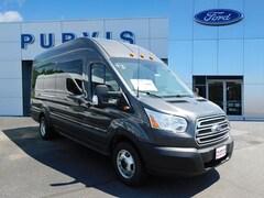 New 2019 Ford Transit Commercial XLT Passenger Wagon Commercial-truck For Sale in Fredericksburg VA