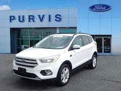 Certified Pre-Owned 2018 Ford Escape SE SUV For Sale in Fredericksburg VA