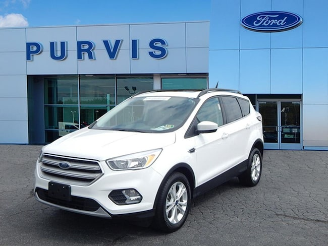 Certified Pre-Owned  2018 Ford Escape SE SUV For Sale in Fredericksburg VA