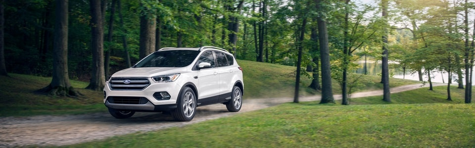 New Ford Escape in Virginia