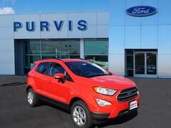 New 2018 Ford EcoSport SE Crossover For Sale in Fredericksburg VA