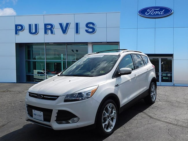 Certified Pre-Owned  2014 Ford Escape Titanium SUV For Sale in Fredericksburg VA