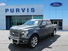 Used 2017 Ford F-150 Limited CREW CAB SHORT BED TRUCK in Fredericksburg, VA