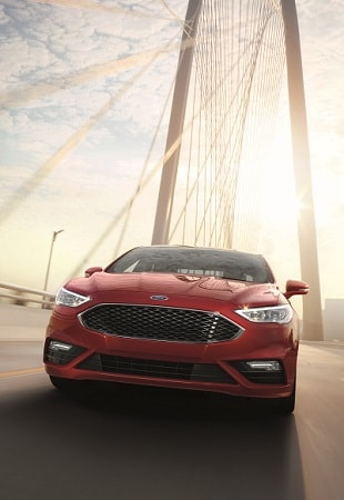 New Ford Fusion id=