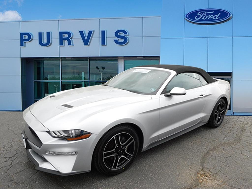Certified 2018 ford mustang ecoboost for sale in fredericksburg va vin 1fatp8uh7j5138975