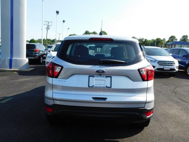 New 2019 Ford Escape S For Sale in Fredericksburg, VA | Stock# 90581