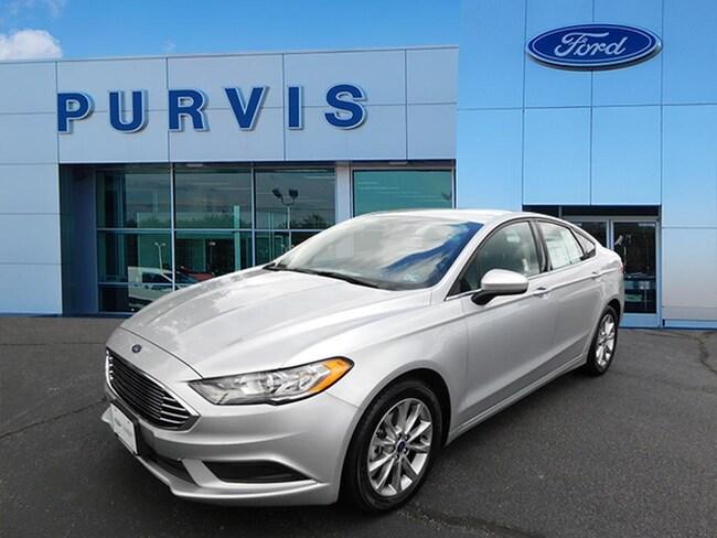 Certified Pre-Owned  2017 Ford Fusion SE SEDAN For Sale in Fredericksburg VA
