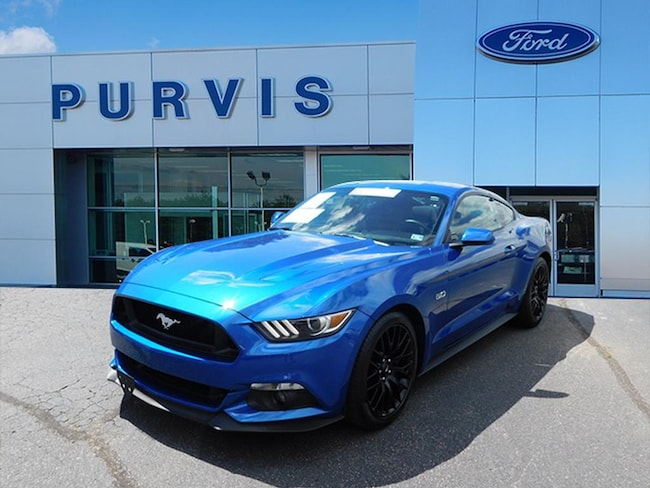 Certified Pre-Owned  2017 Ford Mustang GT COUPE For Sale in Fredericksburg VA