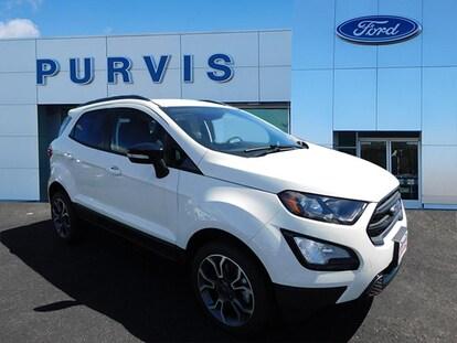New 2019 Ford EcoSport SES For Sale in Fredericksburg, VA | Stock# 90458