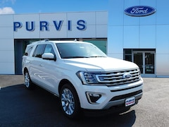 New 2019 Ford Expedition Limited MAX SUV For Sale in Fredericksburg VA