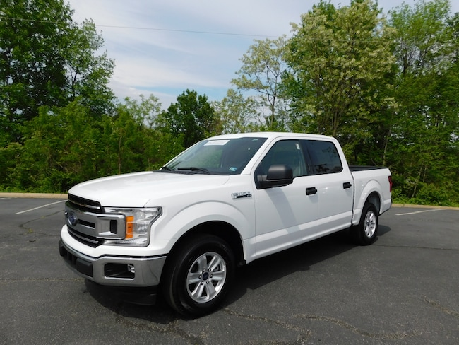 Certified Pre-Owned  2018 Ford F-150 XLT CREW CAB SHORT BED TRUCK For Sale in Fredericksburg VA