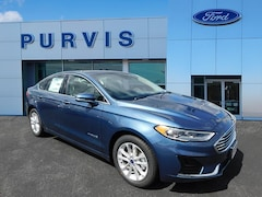 New 2019 Ford Fusion Hybrid SEL Sedan For Sale in Fredericksburg VA