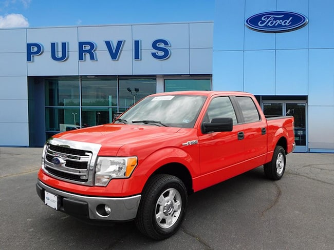 Certified Pre-Owned  2014 Ford F-150 XLT CREW CAB TRUCK For Sale in Fredericksburg VA