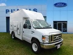 New 2019 Ford Econoline Cutaway E-350 SRW Cutaway Commercial-truck For Sale in Fredericksburg VA