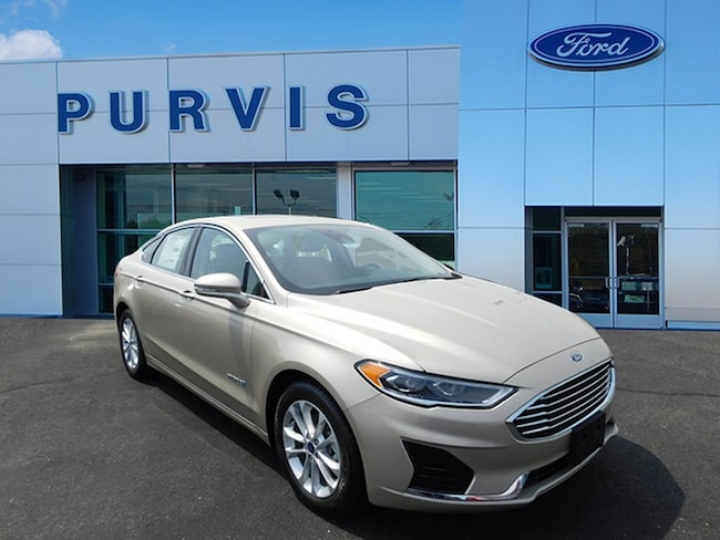 Ford Fusion Hybrid For Sale >> New 2019 Ford Fusion Hybrid Sel For Sale In Fredericksburg Va