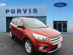 New 2019 Ford Escape SE SUV For Sale in Fredericksburg VA
