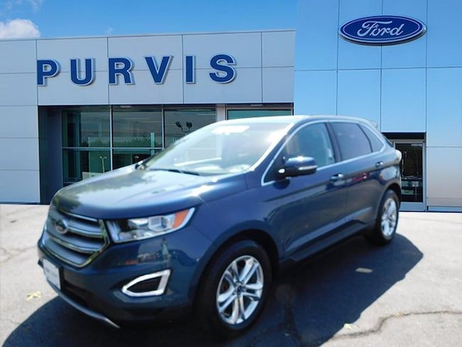 Certified Pre-Owned  2016 Ford Edge SEL SUV For Sale in Fredericksburg VA