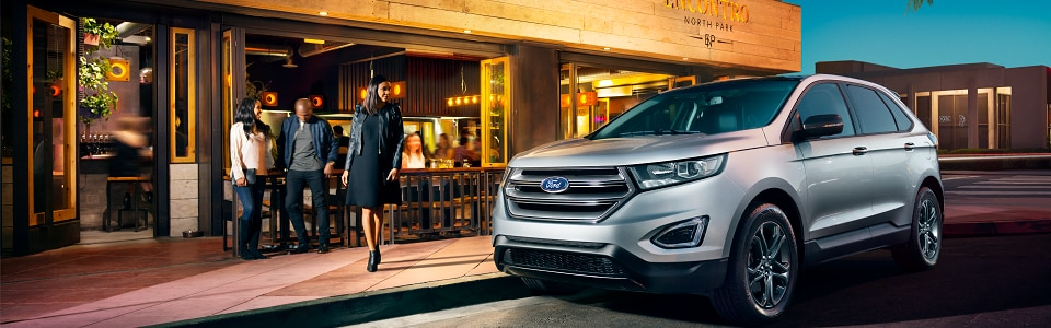 New 2018 Ford Edge in Virginia